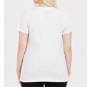 0e8782569f0 torrid Tops - DISNEY VILLAINS PERFECTLY WICKED WHITE SCOOP TOP